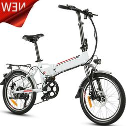 20 inch 250W Folding Mountain Bike Electric Bicycle E-Bike 7