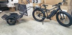 2019 rambo electric bike r750 g4 black