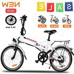 26'' 27'' EBike Electric Bike Mountain Bicycle Damping Cycli