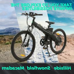 "ECOTRIC 26"" 1000W 48V 13Ah Mountain Electric E-Bike Bicycle"