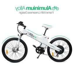 """ECOTRIC 26""""1000W 48V Mountain Electric Bicycle e-Bike Pedal"""