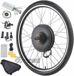 """26"""" Electric Bicycle Rear Wheel 48V 1000W/1500W Ebike Hub Mo"""