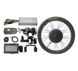 Hallomotor 36/48V 1000W Rear Motor Wheel Ebike Electric Bike