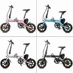 "36V 250W 14"" Electric Bicycle Bike City Ebike w/Removable Li"