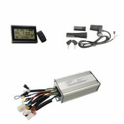Hallomotor Ebike 36V/48V 1200W Brushless DC Controller+LCD3+