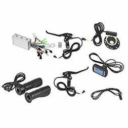 Alomejor 36V/48V 250W/350W Brushless Motor Controller LCD Pa