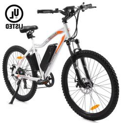 ECOTRIC 36V13AH Mountain Beach City Electric Bicycle eBike R