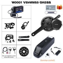 Bafang BBSHD 48V 52V 1000W Mid Crank Drive Motor 68mm DIY Eb