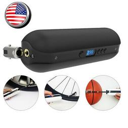 bike electric inflator bicycle rechargeable cordless tire