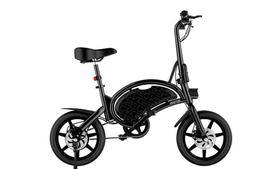 Jetson Bolt PRO Folding Electric Bicycle  Black  350 Watt 14
