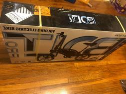 Jetson Bolt Pro folding Electric Ride Bicycle - Black BRAND