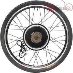 """Hallomotor Ebike 36V/48V 1000W 20""""-29"""" E Bike Brushless Rear"""