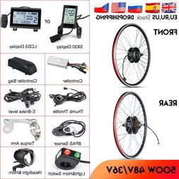 ebike conversion kit e bike motor wheel