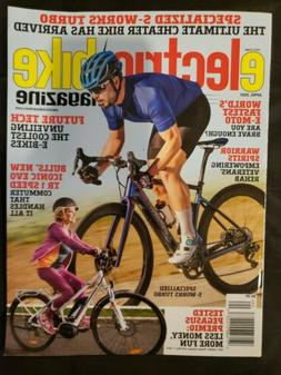 Electric Bike Action Magazine  August 2020 cargo bike issue