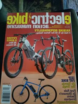 ELECTRIC BIKE ACTION MAGAZINE Buyers issues April 2015