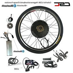 Electric Bike Conversion Kit E BIKE 48V 500 1000W 1500W Bicy