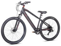 "Electric Bike Kent Pedal Assist Mountain Bicycle 27.5"" Wheel"