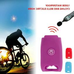 electric cycling bike bell horn rainproof mtb