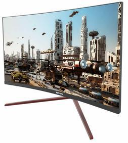 VIOTEK GN27CB 27-inch 144Hz Curved Gaming Monitor 1080p Sams