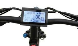 Hallomotor 24/36/48V 60V, 72V LCD3 Display Control Panel Ele