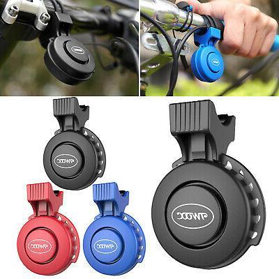 120db electric bell road loud bike horn