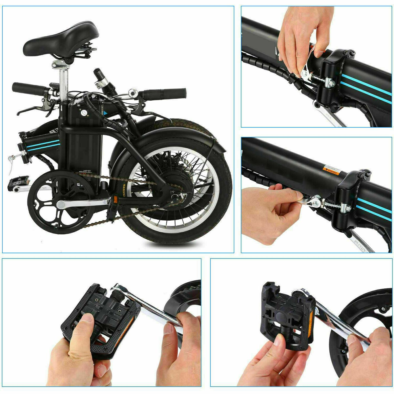 Bike,City Removable Lithium-Ion