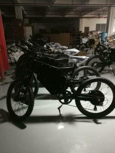 3000W-5000W Electric Bike Beach