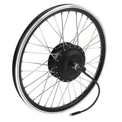 350W/36-48V Bike Ebike Conversion Kit Front Rear Hub Wheel