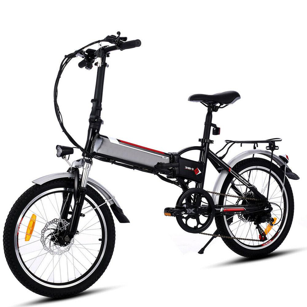20 250W Mountain E-Bike 7 Speed Gift