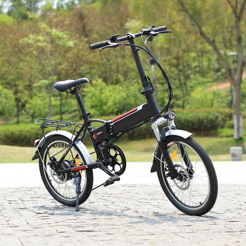 20 250W Mountain Bike E-Bike Speed Cycling Gift