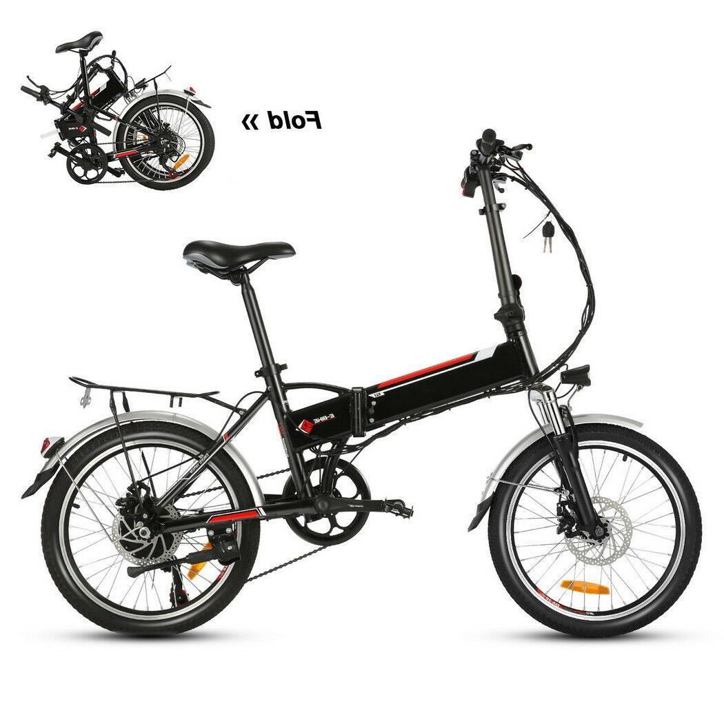 20 inch Mountain Bike Bicycle E-Bike Gift