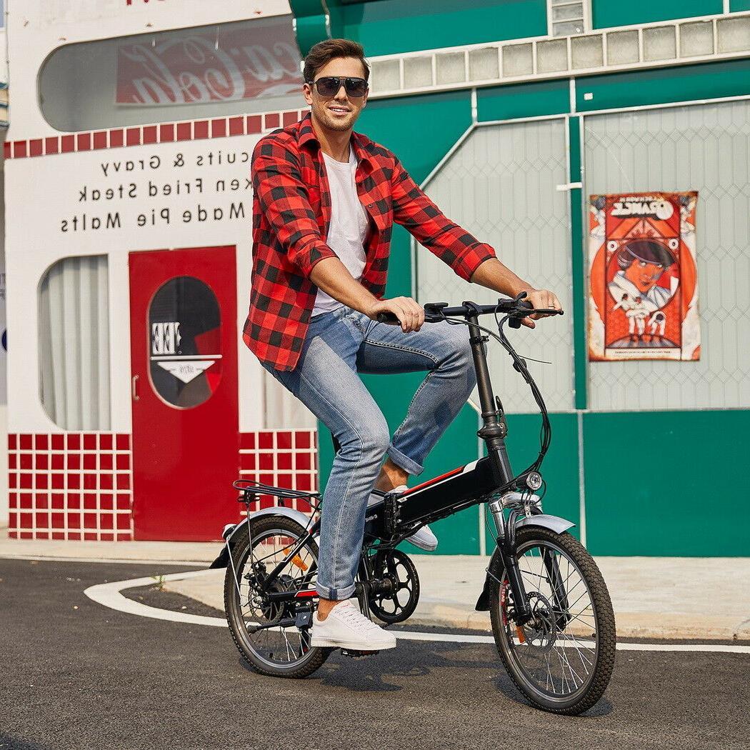 20 inch E-Bike Cycling Gift