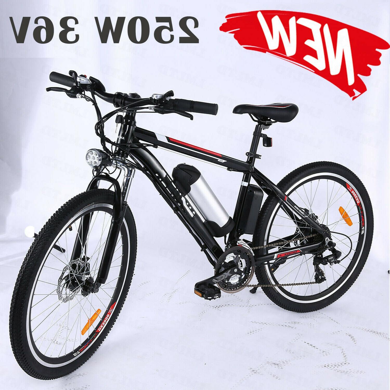 26 Electric Bike for Adults, Electric Mountain Bike/Electric