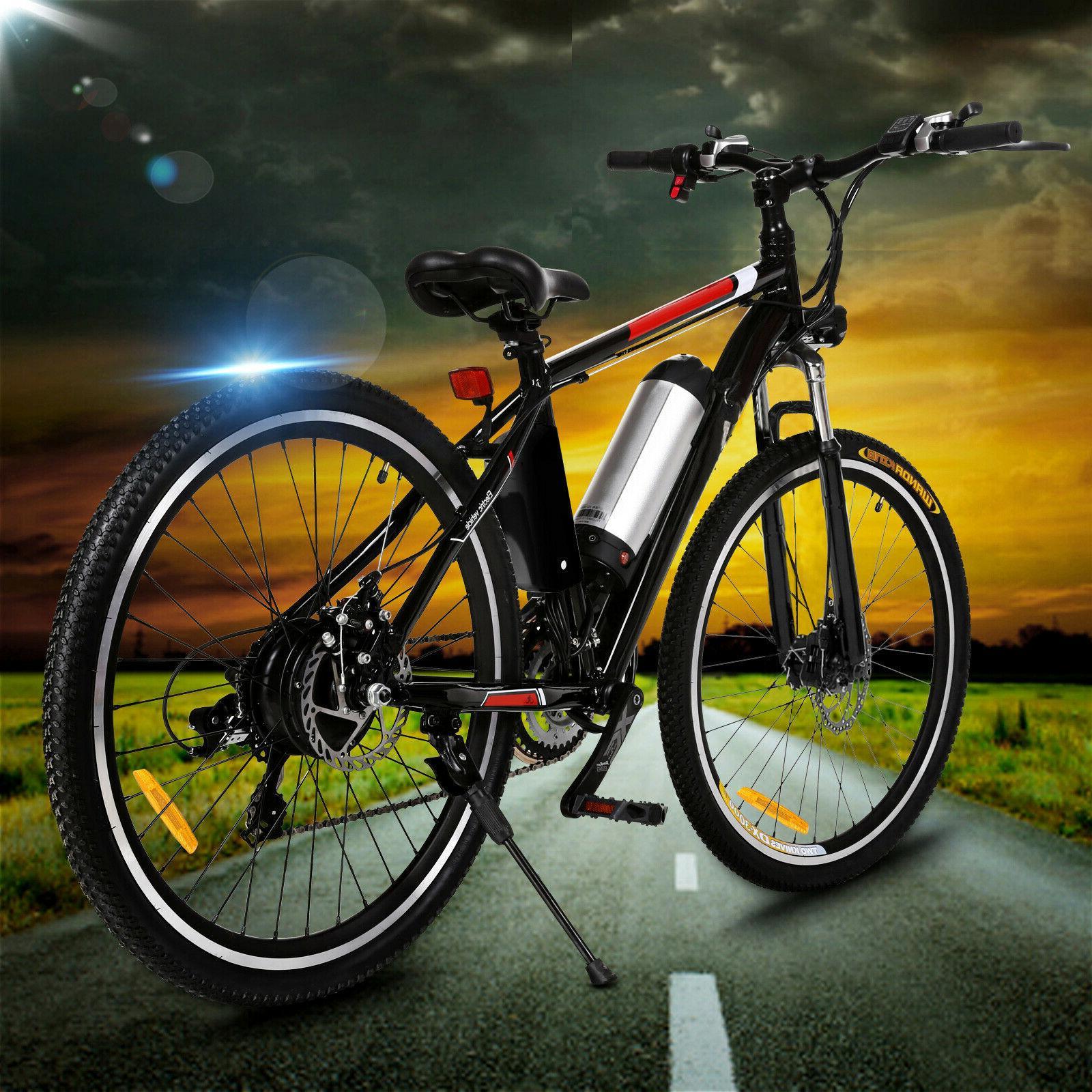 26 Electric Bike for Adults, Electric Mountain Commuting Bike new