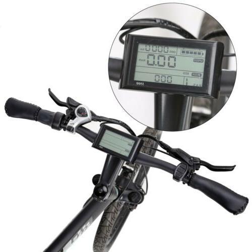 ECOTRIC 1000W 13Ah Bicycle Hydraulic