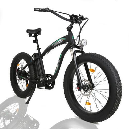 """26"""" 1000W Electric Bike E-Bike"""