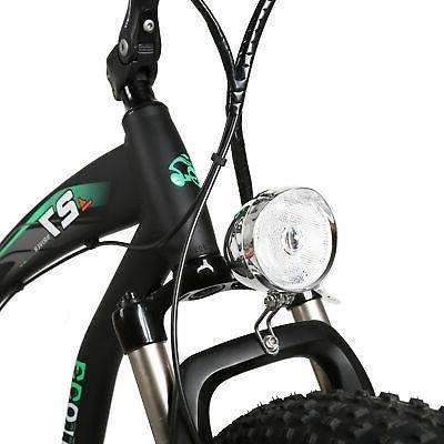 "26"" 1000W 48V Electric Bike Bicycle E-Bike Removable"