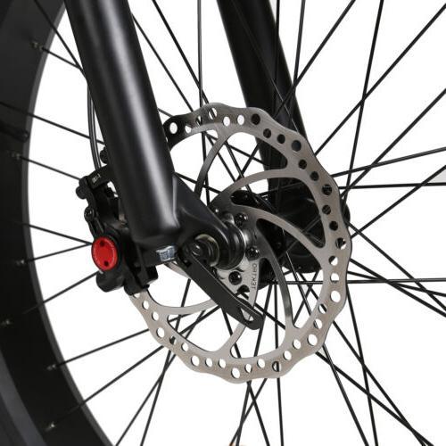 "26"" 1000W Mountain Electric EBike E-Bike"