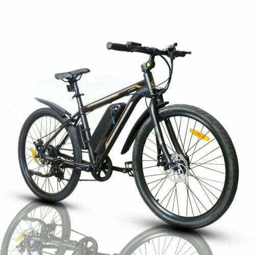 26 350w electric bicycle bike beach mountain