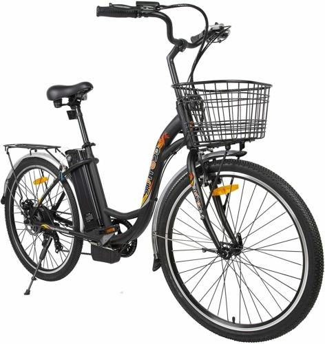 26 36v 350w litium ion electric bicycle