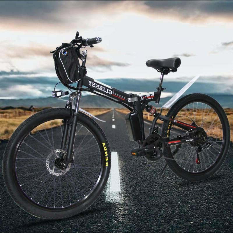 26 36v bicycle folding electric 350w city