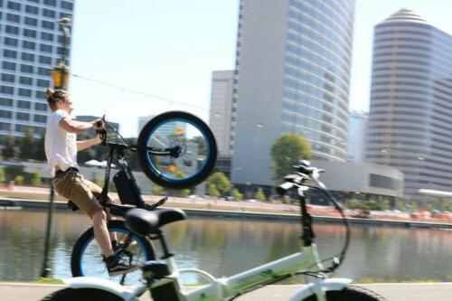 "26""500W FatTire Beach Bicycle e-Bike eBike"