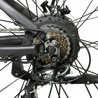 """26""""500W 36V12.5Ah Beach Electric Bicycle e-Bike eBike LCD"""