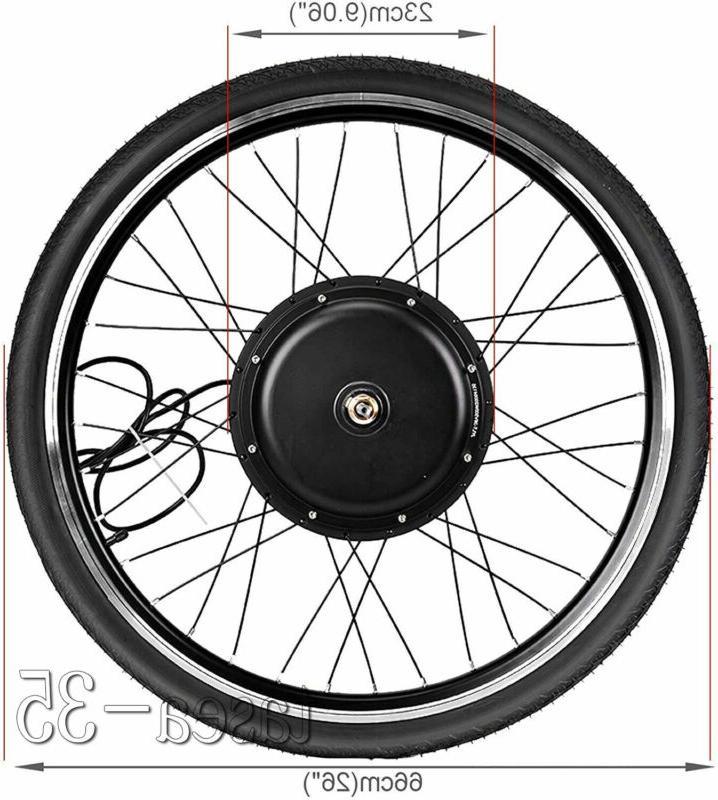 "26"" Wheel Hub"