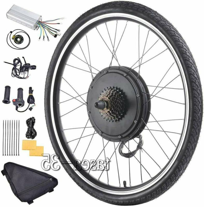 26 electric bicycle rear wheel 48v 1000w