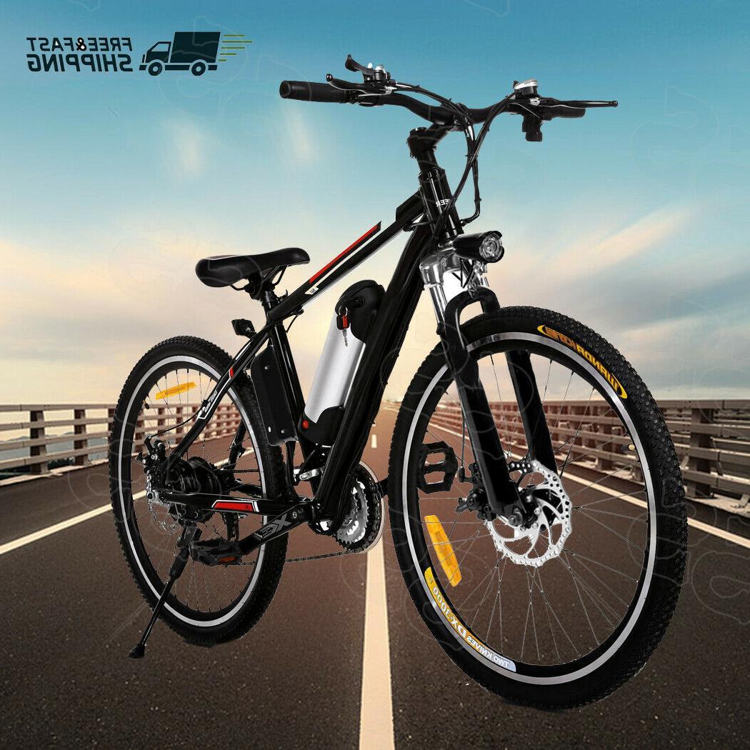 26 electric bike e bike moutain bicycle