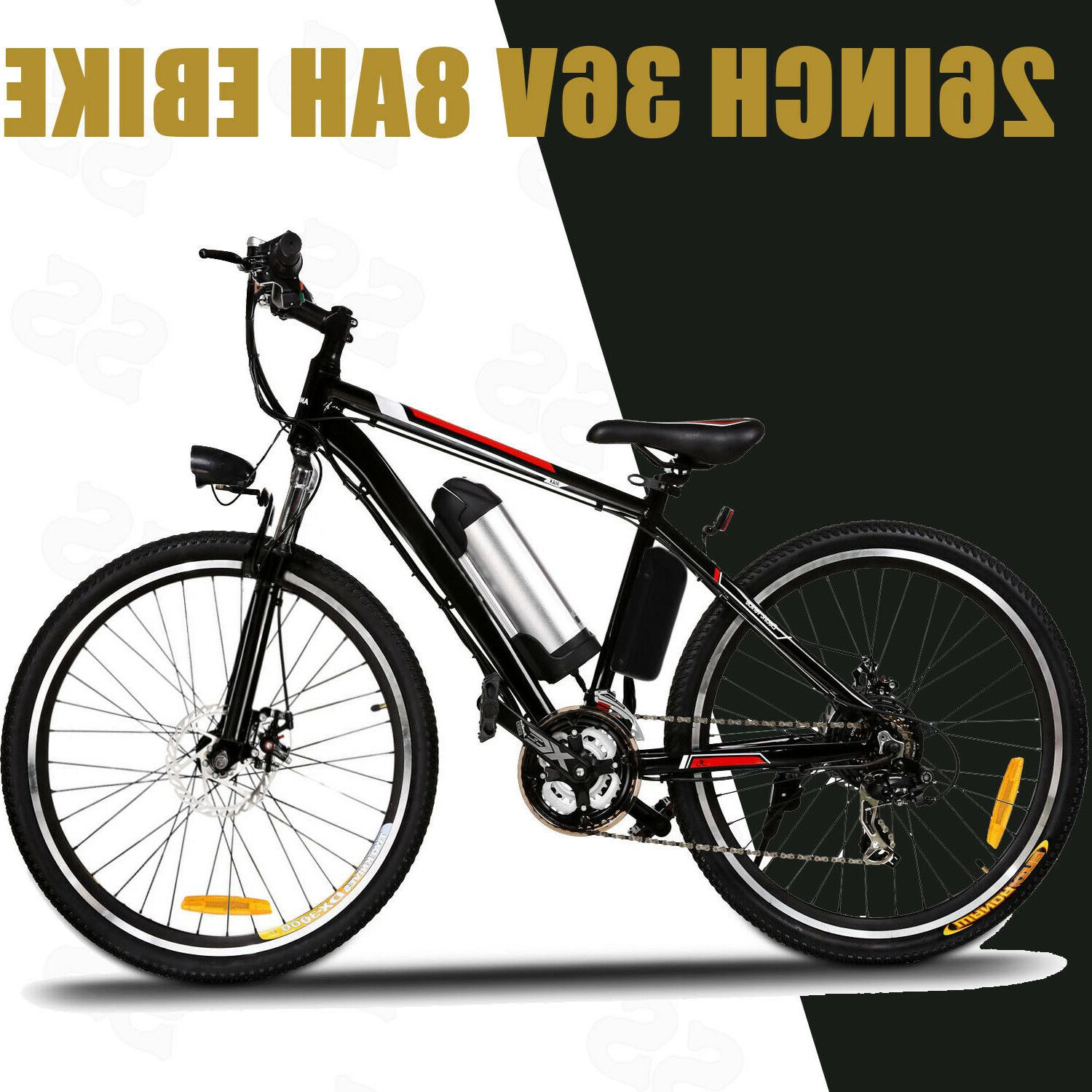 26'' Electric Moutain 21Speed 250W A