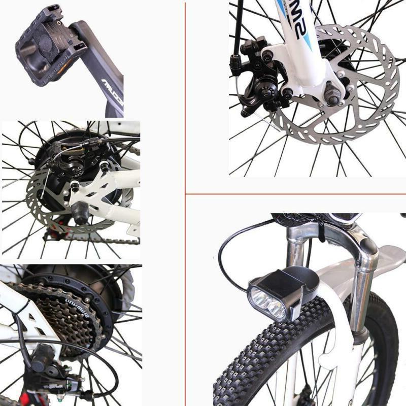 "26"" Folding City Mountain Cycling EBike 350W 36V USA"