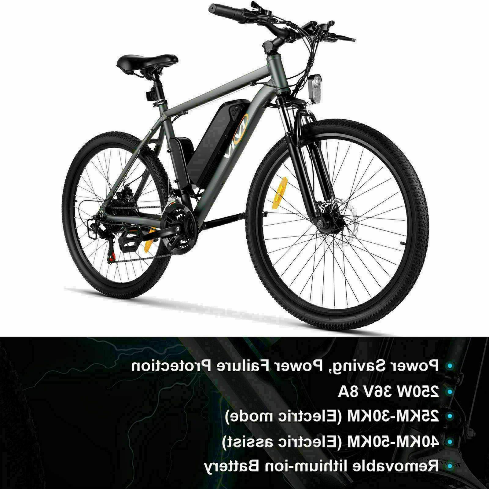 26'' Mountain Bicycle Bike Speed W/ 52