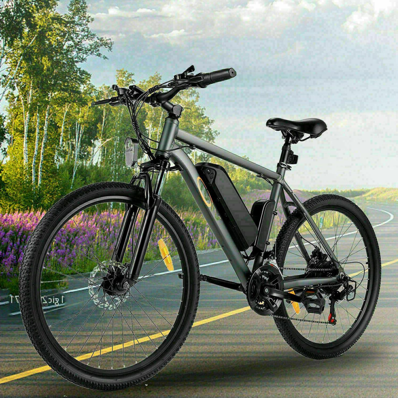 26 mountain bicycle electric bike ebike 21